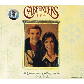The Carpenters卡彭特:「Christmas Collection」(CD)